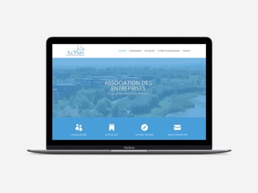 ASPARC | SITE WEB
