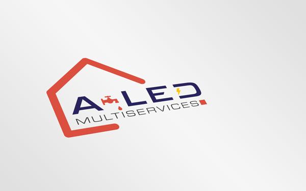 CREATION LOGO |A-LED MULTISERVICES